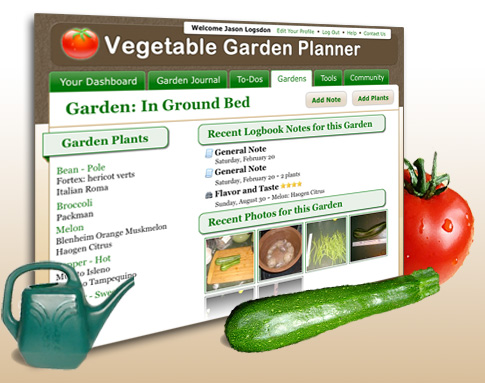 Vegetable-garden-journal